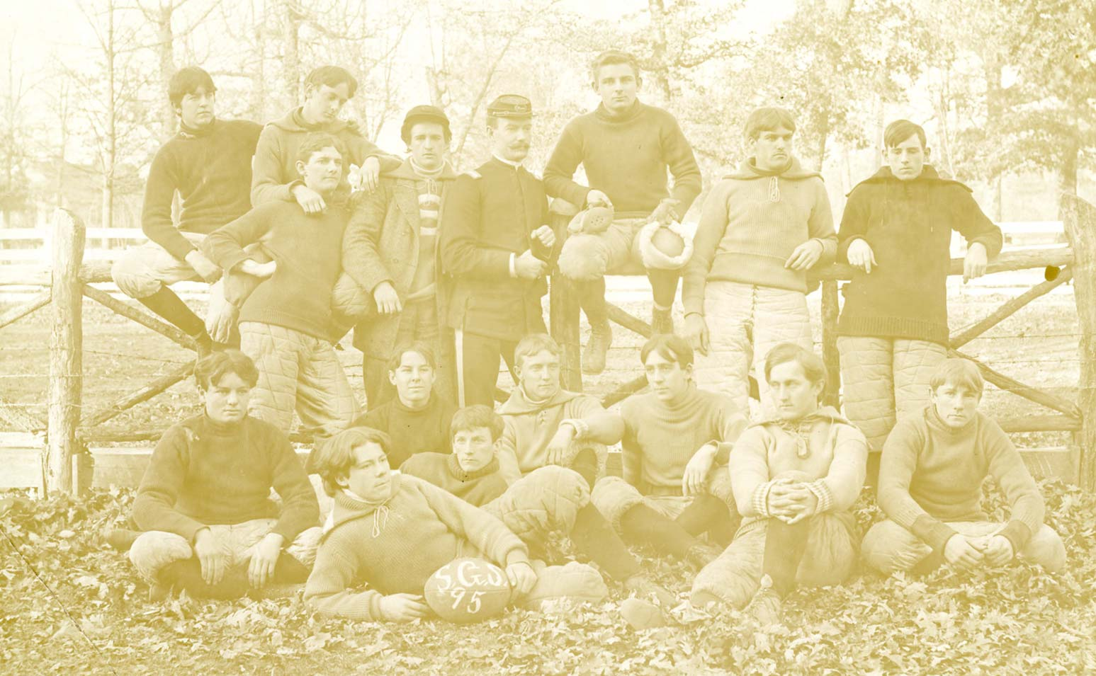 1895 Grammar School Football
