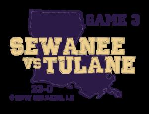 Sewanee vs Tulane