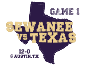 Sewanee vs Texas