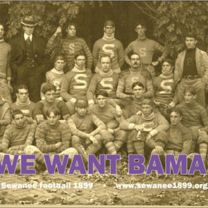 We Want Bama poster
